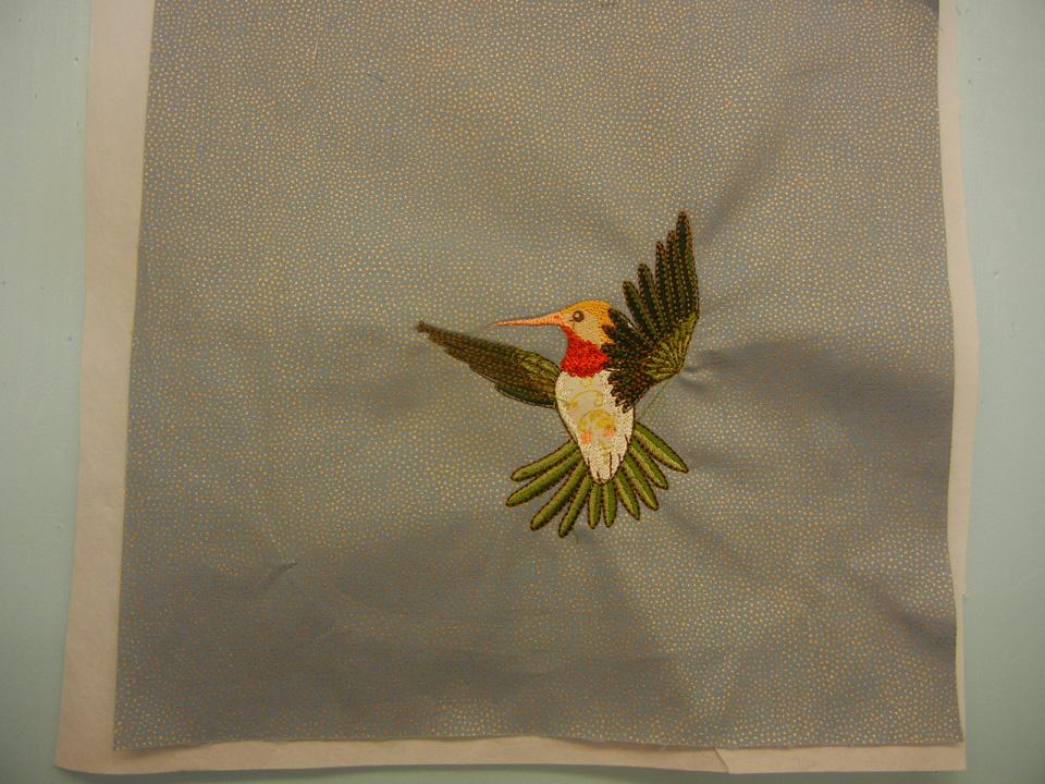 A little birdie…